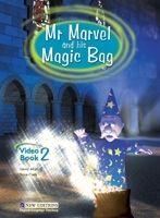 Heinle ELT MR MARVEL AND HIS MAGIC BAG 2 VIDEO BOOK - ALLAN, D., CLARK,... cena od 189 Kč