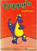XXL obrazek Heinle ELT DIPPY´S ADVENTURES 2 TEACHER´S BOOK - SKINNER, C.