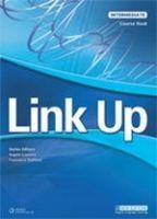 Heinle ELT LINK UP INTERMEDIATE COURSE BOOK + STUDENT AUDIO CD PACK - A... cena od 406 Kč