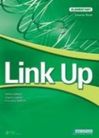 XXL obrazek Heinle ELT LINK UP ELEMENTARY COURSE BOOK + STUDENT AUDIO CD PACK - ADA...