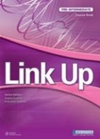 XXL obrazek Heinle ELT LINK UP PRE-INTERMEDIATE COURSE BOOK + STUDENT AUDIO CD PACK...