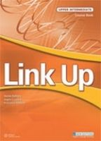 Heinle ELT LINK UP UPPER INTERMEDIATE COURSE BOOK + STUDENT AUDIO CD PA... cena od 406 Kč