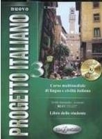 Edilingua NUOVO PROGETTO ITALIANO 3 Libro dello studente + CD-ROM - MA... cena od 382 Kč