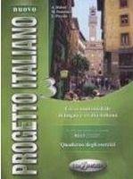 Edilingua NUOVO PROGETTO ITALIANO 3 Quaderno degli esercizi - BIDETTI,... cena od 213 Kč
