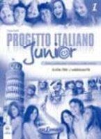Edilingua PROGETTO ITALIANO JUNIOR 1 guida - FORNILI, F., MARIN, T. cena od 158 Kč
