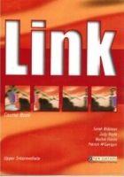 Heinle ELT LINK UPPER INTERMEDIATE COURSE BOOK + AUDIO CD PACK - BIDELE... cena od 328 Kč