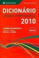 Porto Editora Lda. DICIONARIO DA LINGUA PORTUGUESA 2011 - PORTO EDITORA STAFF cena od 1372 Kč