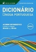 Porto Editora Lda. DICIONARIO DA LINGUA PORTUGUESA ACADEMICO - PORTO EDITORA ST... cena od 202 Kč