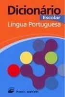 Porto Editora Lda. DICIONARIO ESCOLAR DA LINGUA PORTUGUESA - PORTO EDITORA STAF... cena od 179 Kč