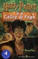 EDITORIAL PRESENCA Ltda HARRY POTTER E O CALICE DE FOGO - ROWLING, J. K. cena od 448 Kč