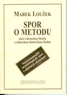 Karolinum Spor o metodu - Loužek Marek cena od 170 Kč