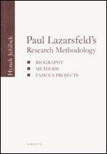 Karolinum Paul Lazarsfelds Research Methodology - Jeřábek Hynek cena od 129 Kč