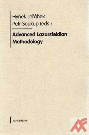 Karolinum Advanced Lazarsfeldian Metodology cena od 230 Kč