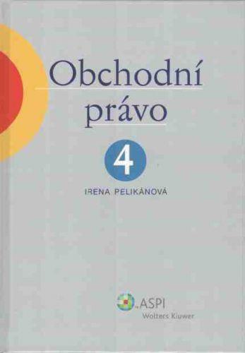 Wolters Kluwer ČR (Aspi) Obchodní právo. Obligační právo - Komparativní rozbor - Peli... cena od 468 Kč