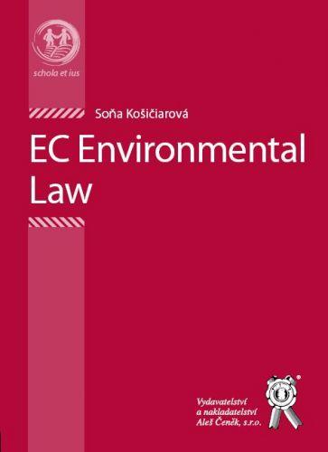 Aleš Čeněk EC Environmental Law cena od 194 Kč