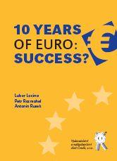 Aleš Čeněk 10 years of euro: success? - Lacina Lubor cena od 256 Kč