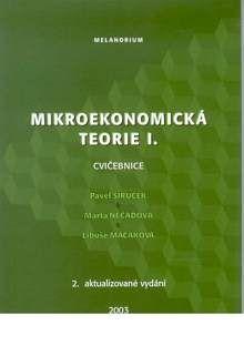 Melandrium Mikroekonomická teorie l., cvičebnice, 2. aktualiz. vydání -... cena od 143 Kč