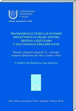 Aleš Čeněk Transformace české a slovenské společnosti na prahu nového m... cena od 258 Kč
