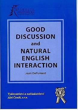 Aleš Čeněk Good Discussion and natural english interaction - DeForeest ... cena od 74 Kč