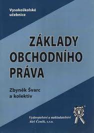 Aleš Čeněk Základy obchodního práva - Kolektiv autorů cena od 42 Kč