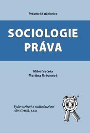 Aleš Čeněk Sociologie práva - Urbanová Martina cena od 149 Kč