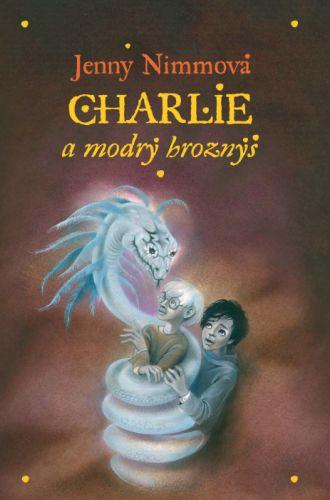 Jenny Nimmová: Charlie a modrý hroznýš cena od 169 Kč
