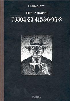 Mot komiks s.r.o. The Number 73304-23-4153-6-96-8 - Thomas Ott cena od 0 Kč