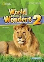 Heinle ELT WORLD WONDERS 2 STUDENT´S BOOK WITH ANSWER KEY - CLEMENTS, K... cena od 425 Kč