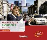 Cornelsen Verlagskontor GmbH EUROLINGUA DEUTSCH 1 CD cena od 464 Kč