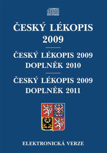 Grada Český lékopis 2009, ČL 2009 – Doplněk 2010, ČL 2009 – Doplně... cena od 1826 Kč