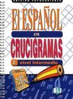 ELI s.r.l. EL ESPANOL EN CRUCIGRAMAS 2 - Edicion fotocopiable cena od 510 Kč