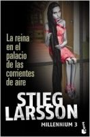 Stieg Larsson: La reina en el palacio de las corrientes de aire cena od 0 Kč