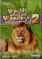 Heinle ELT WORLD WONDERS 2 CLASS AUDIO CD - COLLINS, T. cena od 674 Kč