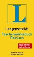 Langenscheidt TASCHENWÖRTERBÜCHER POLNISCH cena od 713 Kč
