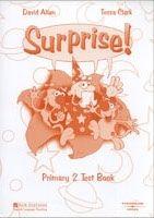 Heinle ELT SURPRISE! 2 TEST BOOK - ALLAN, D., CLARK, T. cena od 146 Kč
