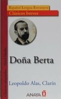 Comercial Grupo ANAYA DONA BERTA Nivel medio Audio clásicos - ALAS, L., CLARIN cena od 126 Kč