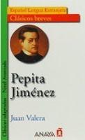Comercial Grupo ANAYA LLC3*PEPITA JIMENEZ /Anaya/ - VALERA, J. cena od 126 Kč