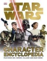 Dorling Kindersley STAR WARS CHARACTER ENCYCLOPEDIA - DK cena od 224 Kč