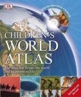 Dorling Kindersley CHILDREN´S WORLD ATLAS - DK cena od 421 Kč