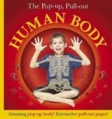 XXL obrazek Dorling Kindersley THE POP-UP, PULL-OUT HUMAN BODY - DK
