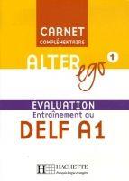 HACH-FLE ALTER EGO 1 Carnet évaluation - GUILLOUX, M. cena od 221 Kč