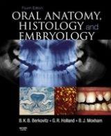 Elsevier Ltd Oral Anatomy, Histology and Embryology - Berkovitz, B.K.B., ... cena od 2221 Kč