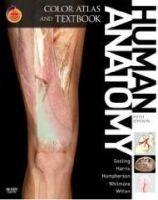Elsevier Ltd Human Anatomy: Color Atlas and Textbook - Gosling, J.A., Har... cena od 1801 Kč