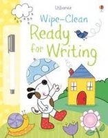 Usborne Publishing USBORNE WIPE-CLEAN READY FOR WRITING - EVER, C., LAMB, S. cena od 123 Kč