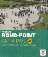 XXL obrazek Rond-Point pas a pas A1 – L. de lél. + C. dex. + CD