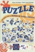 ELI s.r.l. PUZZLE - UN PAESO POR EL MUNDO HISPANICO + CD - ARCINIEGA, M... cena od 0 Kč