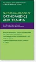 Oxford University Press Oxford Handbook of Orthopaedics and Trauma cena od 1072 Kč