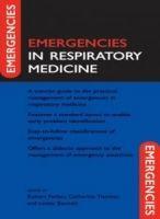 Oxford University Press Emergencies in Respiratory Medicine cena od 840 Kč