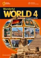 Heinle ELT WONDERFUL WORLD 4 STUDENT´S BOOK - CLEMENTS, K., CRAWFORD, M... cena od 346 Kč