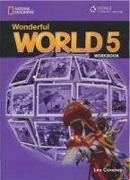 Heinle ELT WONDERFUL WORLD 5 WORKBOOK - CLEMENTS, K., CRAWFORD, M., GOR... cena od 220 Kč